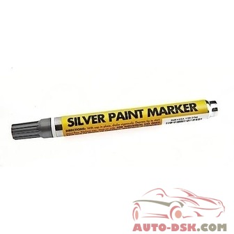 Forney PAINTMRKR SLVR - part #70824