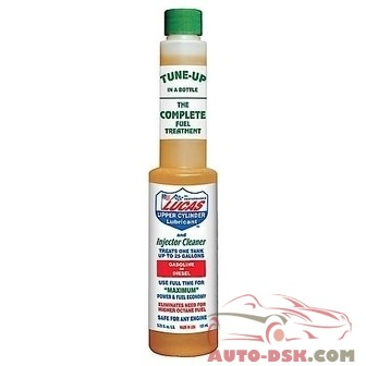 Lucas Oil Products Fuel Treatment 5.25 oz. - part #10020